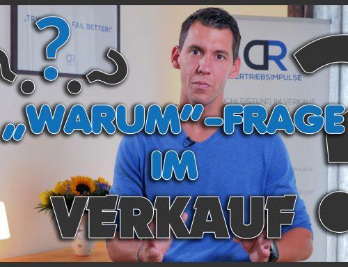 """Video: Die """"Warum""""-Frage im Verkaufsdialog"""